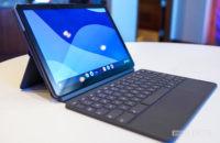 Bočný profil Lenovo IdeaPad Duet