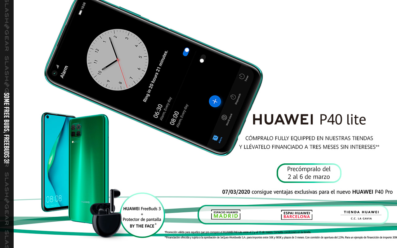 Huawei P40 Lite odhalil: Cenovo dostupný powerhouse bez spoločnosti Google 2