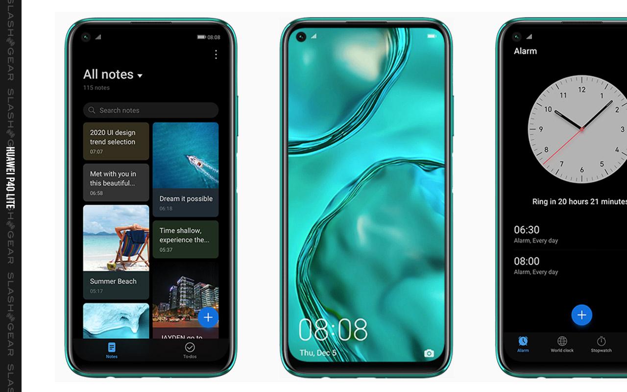 Huawei P40 Lite odhalil: Cenovo dostupný powerhouse bez spoločnosti Google 3