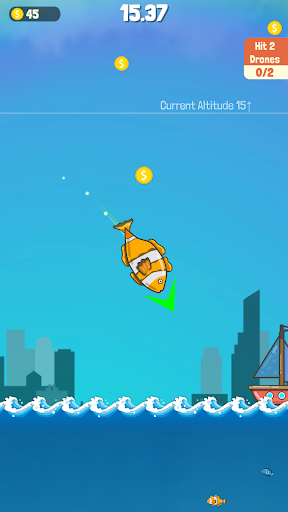 Podmorský skok  APK 2