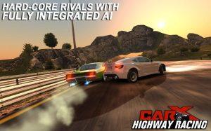 CarX Highway Racing MOD APK Neobmedzené peniaze 10,67.1 4