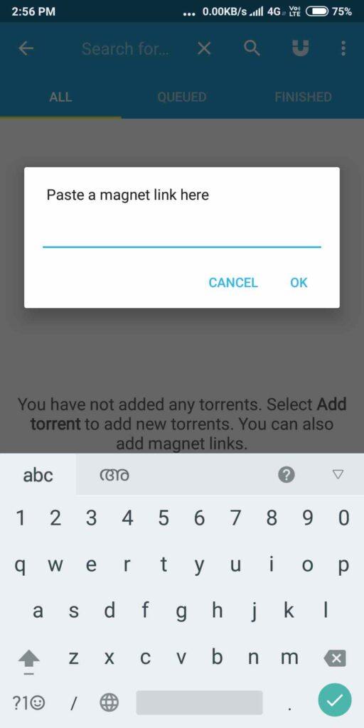 Stiahnite si Flud APK Magnet Link Torrent na stiahnutie 3