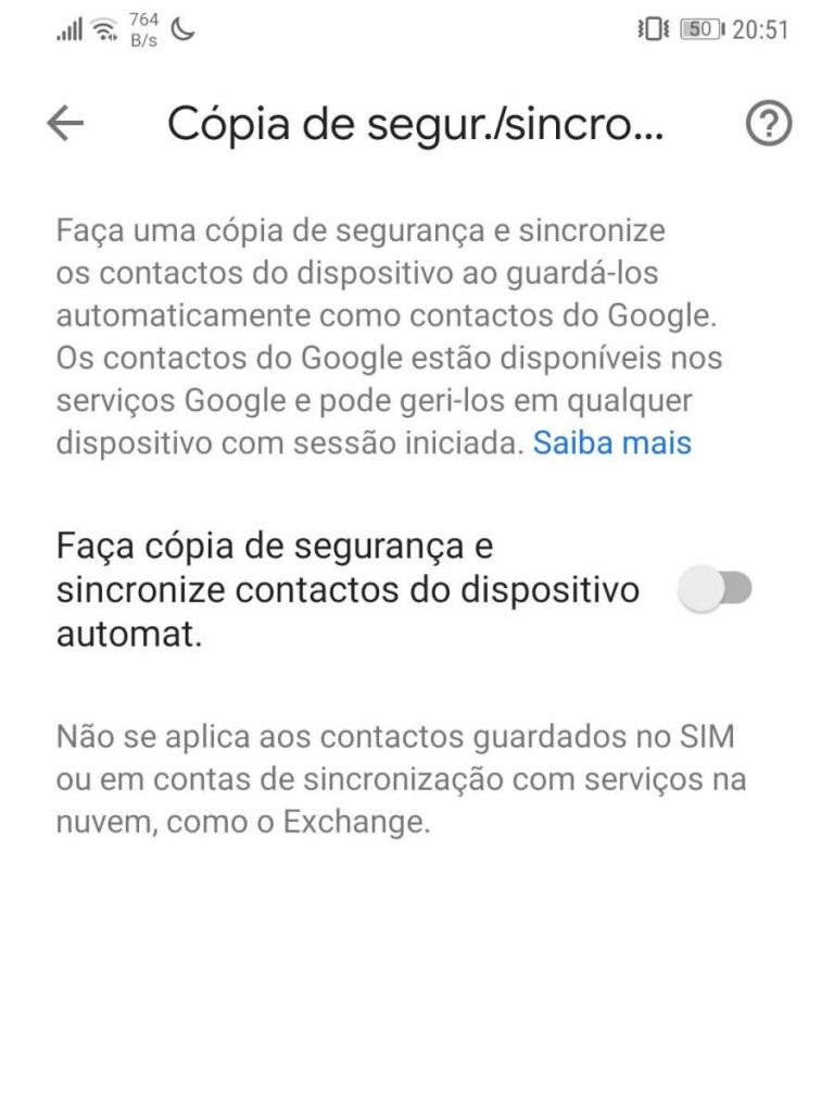 Kontakty systému Android synchronizujú používateľov Google