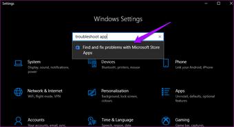 Opraviť maľovanie pani nefunguje Windows 10 Chyba 2