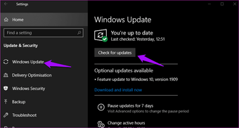 Opraviť maľovanie pani nefunguje Windows 10 Chyba 13
