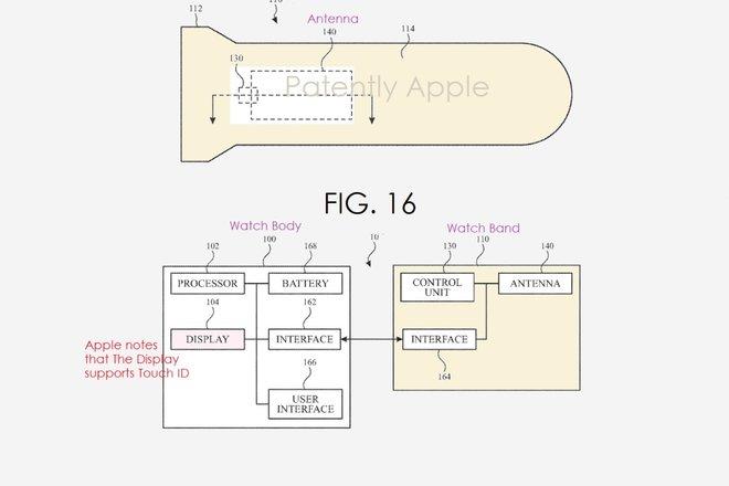 Dotykové ID by sa mohlo dostať na internet Apple Watch? 2
