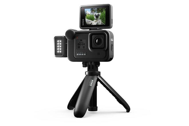 GoPro Hero 8 Čierna odhalená popri 360 stupňoch Max 1