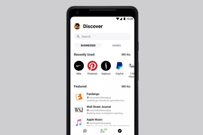 Nový Facebook Messenger  aktualizácia: Ako aplikácia vyzerá a funguje teraz 2