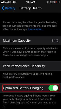 Vylepšite výdrž batérie na zariadeniach iPhone a iPad