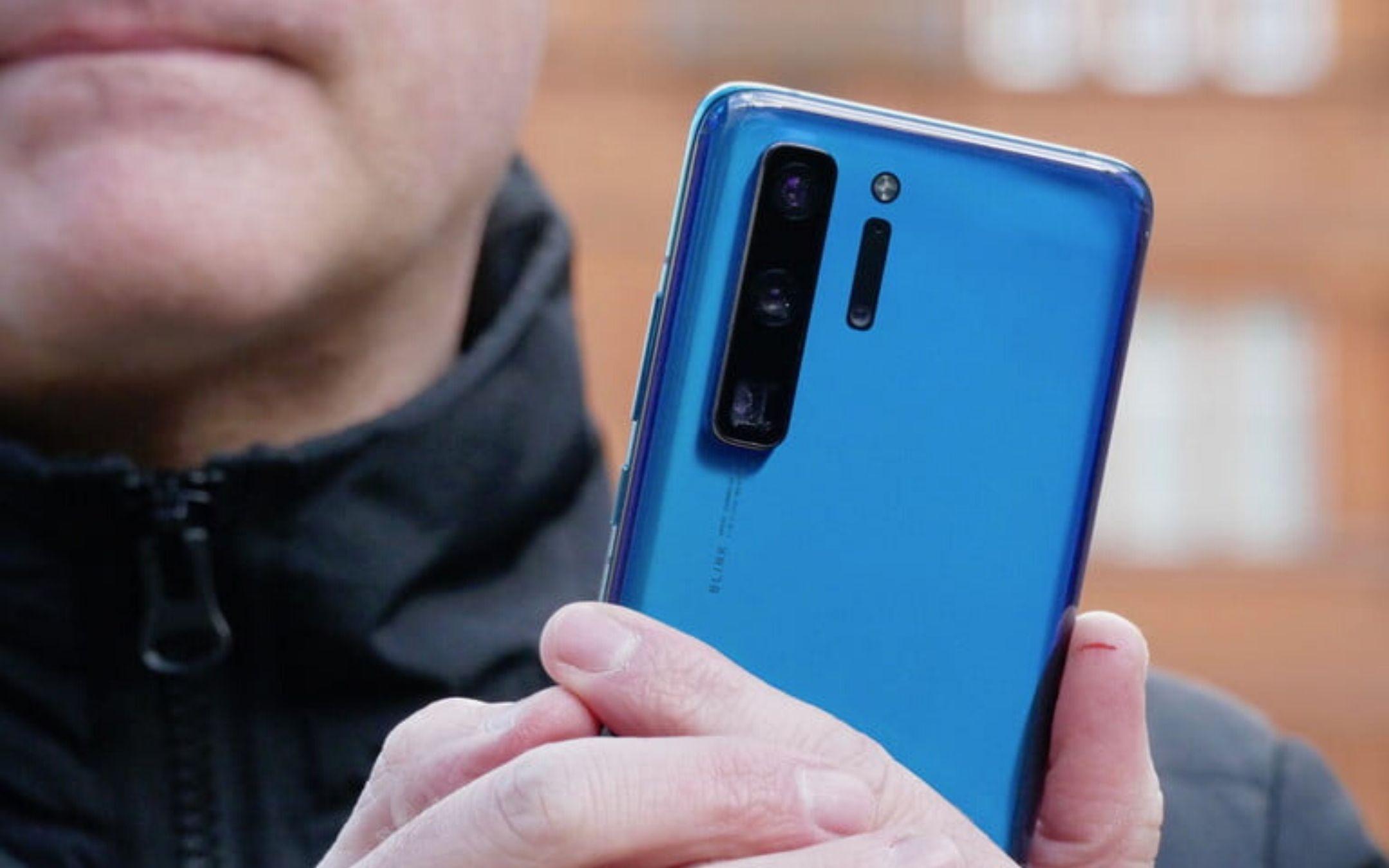 Huawei P40 Pro: prvý pohľad na prototyp 2