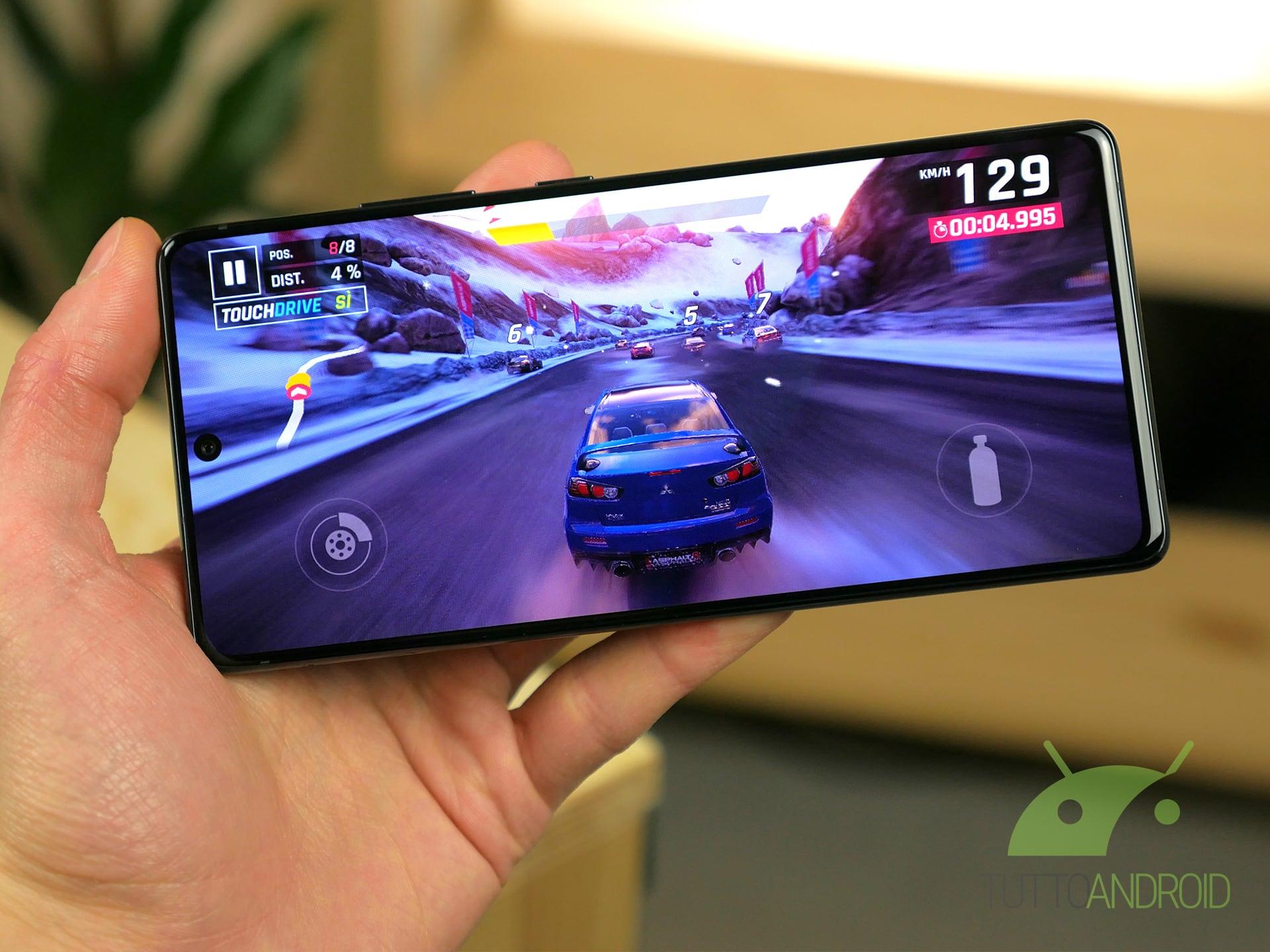 Samsung Galaxy S10 Lite hrateľnosť