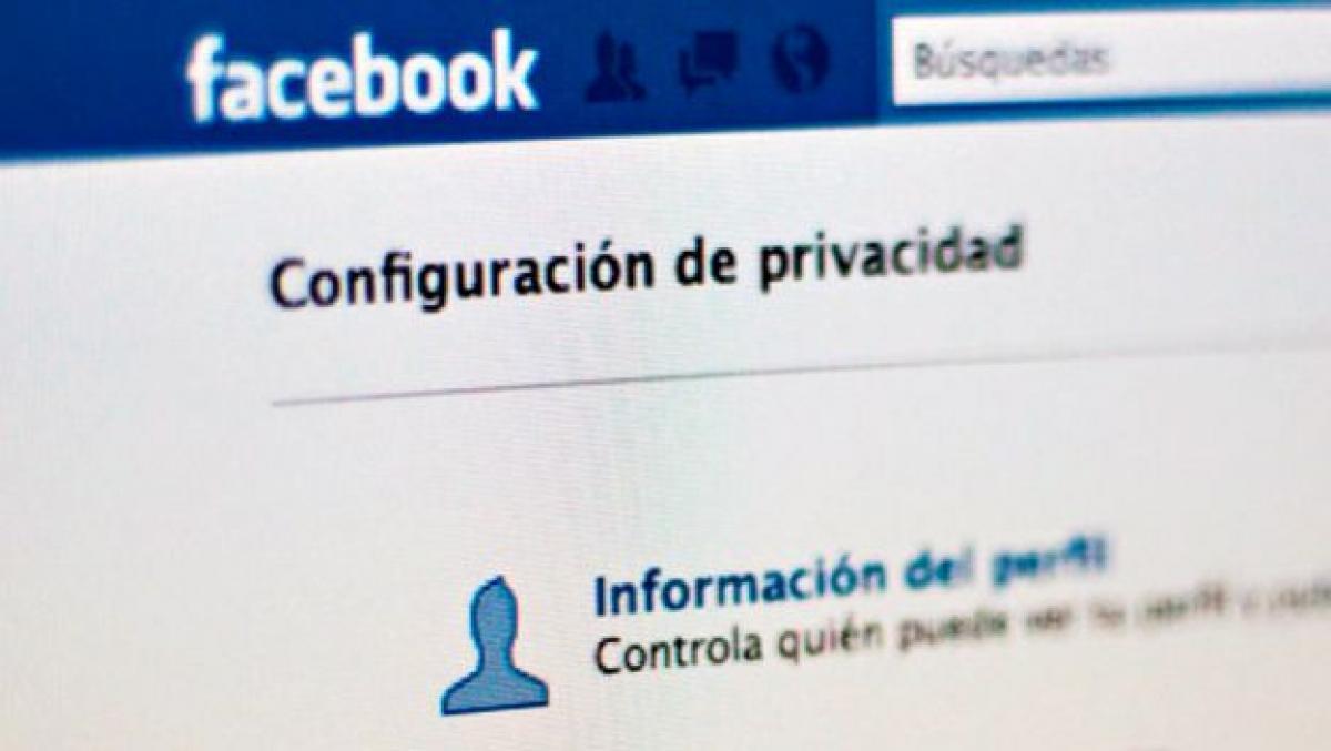 Facebook  súkromia