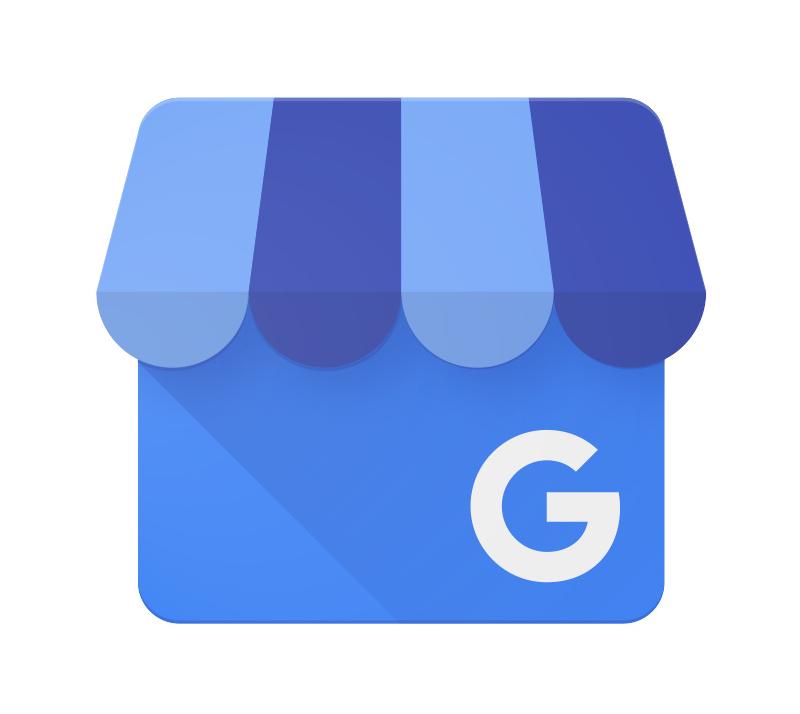aplikácie na správu podniku Logo Moja firma na Googli