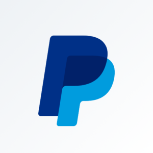 obchodné riadenie aplikácie paypal obchodné logo