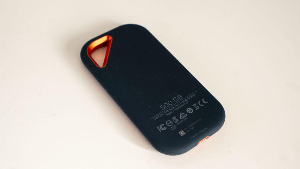 Prenosné 500 GB SSD Recenzia SanDisk Extreme Pro 5