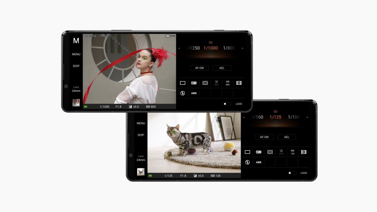 Xperia 1 II je doteraz najväčšou hazardnou hrou spoločnosti Sony Mobile 2