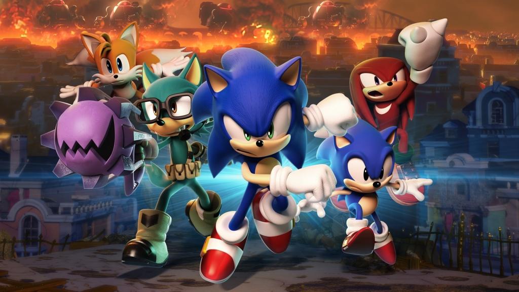 Pripojte sa k Sonicovi a jeho priateľom na tomto neuveriteľnom dobrodružstve