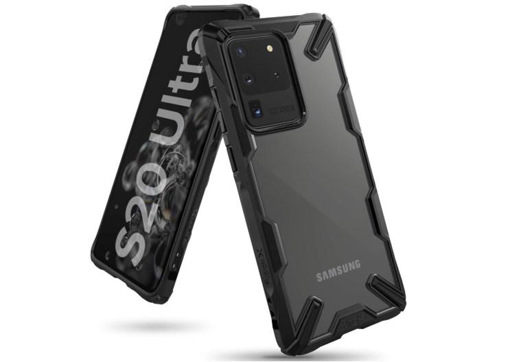 Najlepšie prípady pre vysoké zaťaženie pre Windows Galaxy S20 Ultra 2