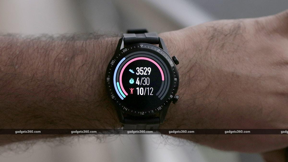 Huawei Watch GT 2 hodinky Huawei GT 2 Preskúmanie