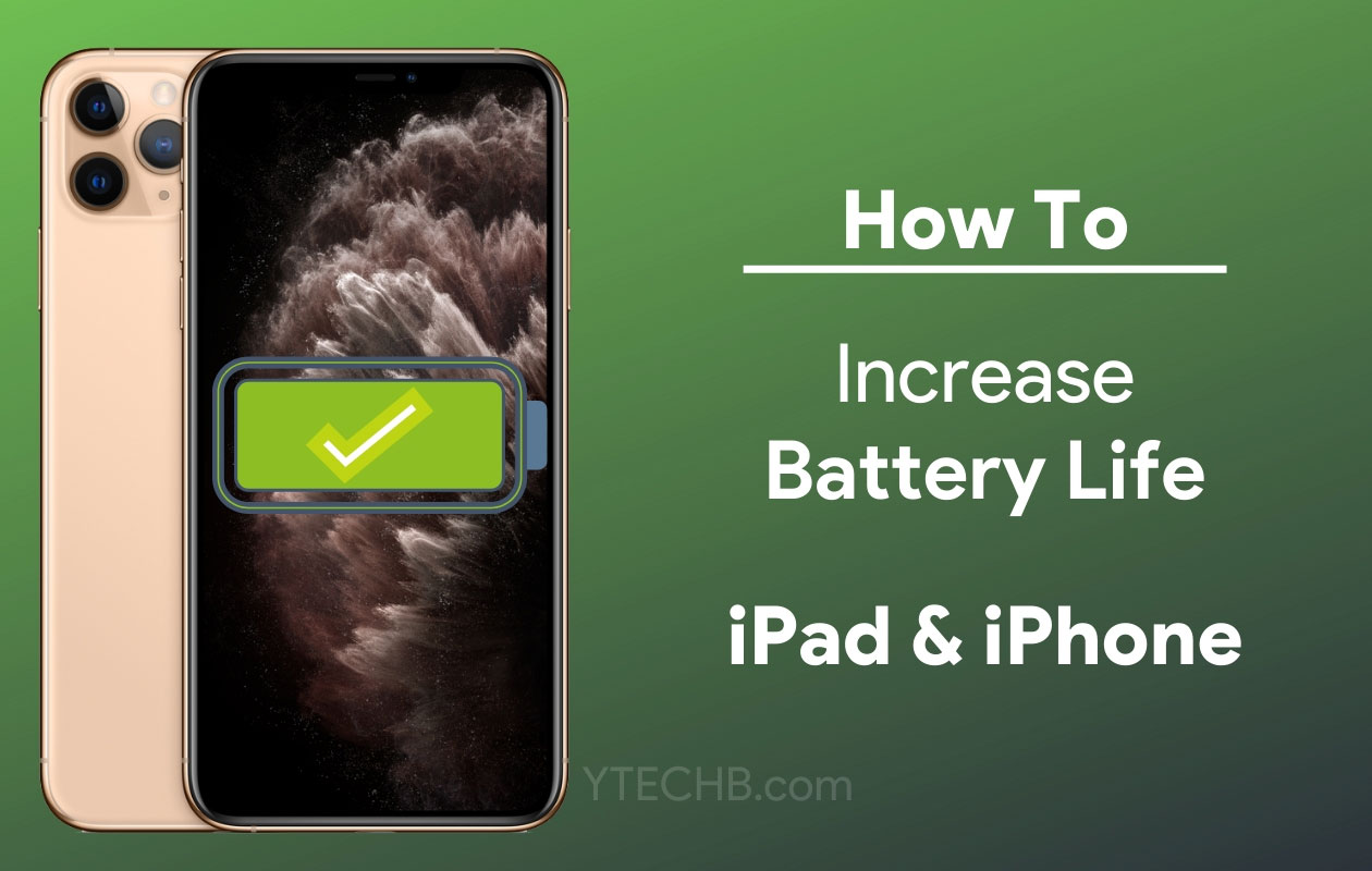 20 tipov na zlepšenie výdrže batérie a udržanie stavu batérie v iPhone a iPad 1