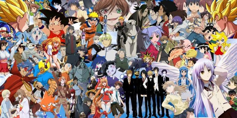 3 Najlepšie Anime relácie sledovať hneď teraz