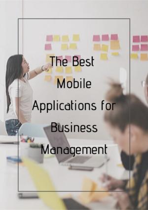 Hodnotné aplikácie pre riadenie podniku