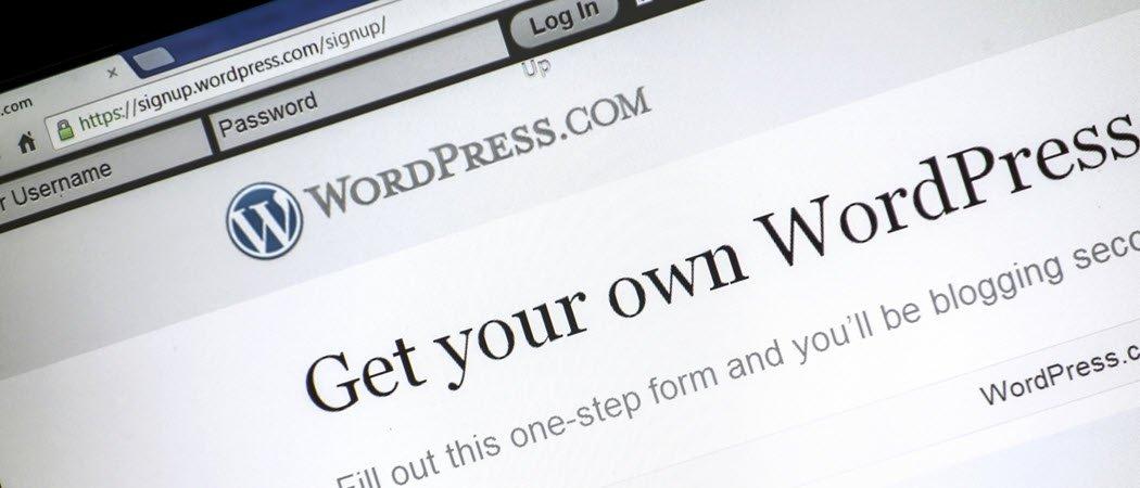 7 Najlepšie WordPress Témy pre spustenie vlastného blogu 1