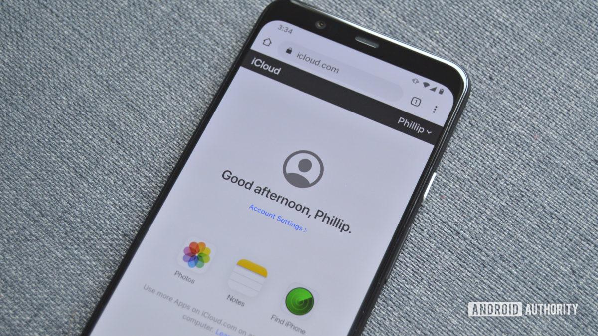 Ako použiť Apple iCloud na vašom zariadení s Androidom
