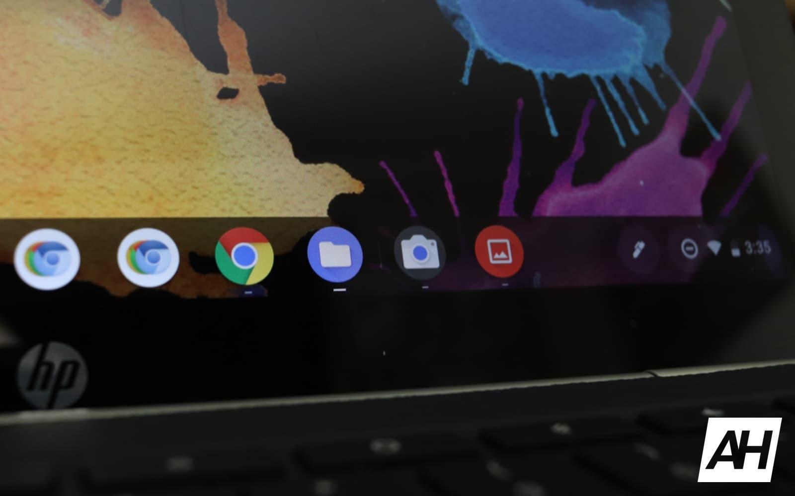 Ako používať režim prehľadu & Switch Aplikácie rýchlo na Chromebookoch 1