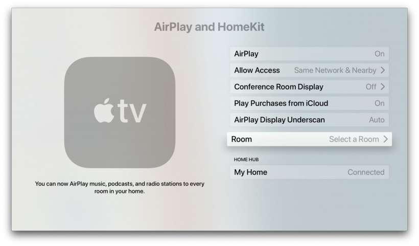 Ako pridať Apple Televízia do aplikácie Home na zariadeniach iPhone a iPad.