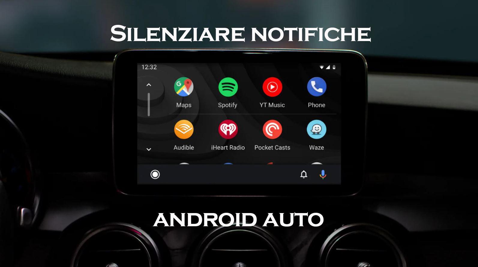 Ako stlmiť upozornenia systému Android Auto