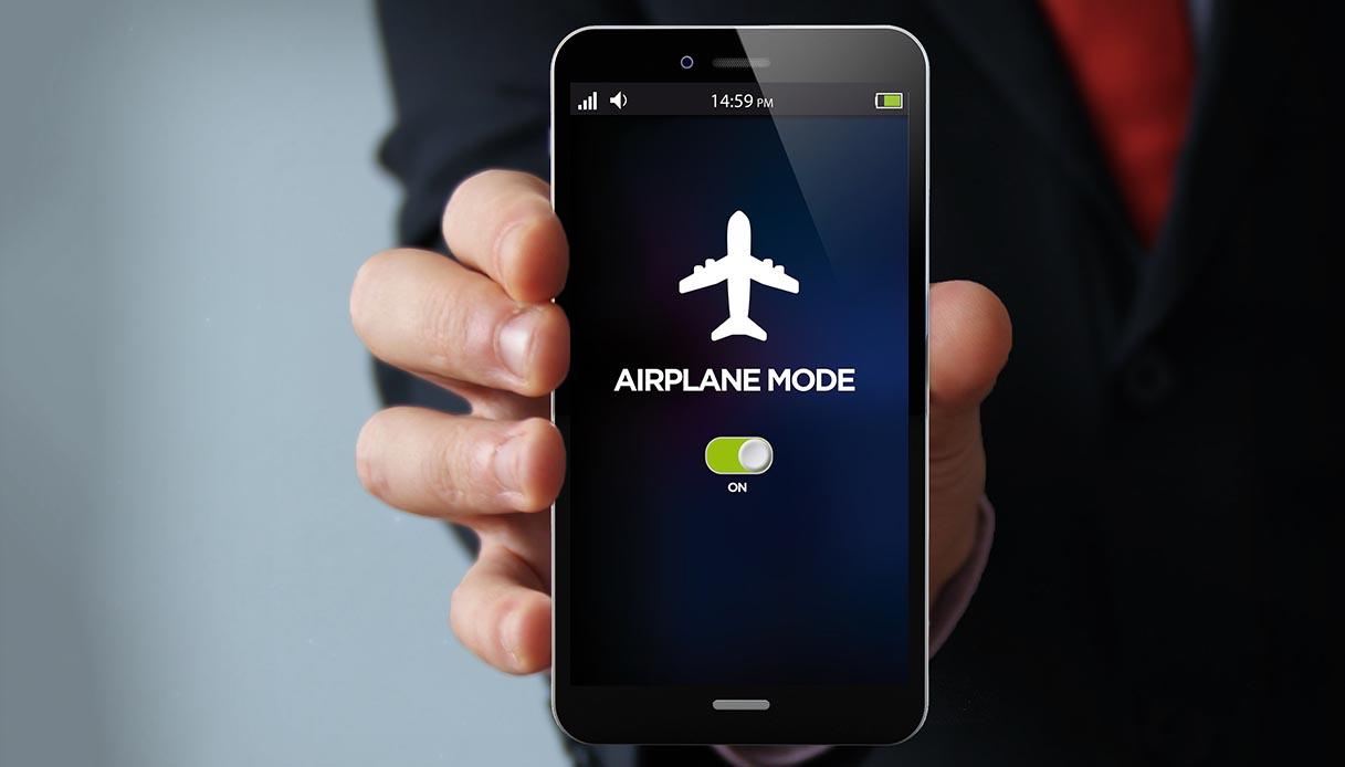 Android 11 vyrieši problémy v režime v lietadle 1