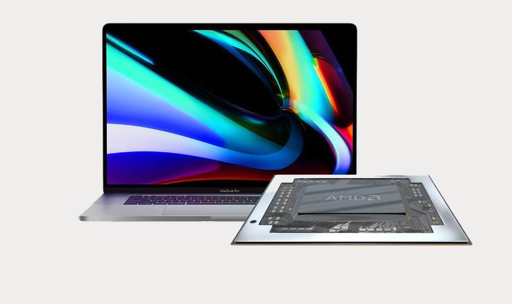 Apple  plánuje používať procesory AMD v počítačoch Mac