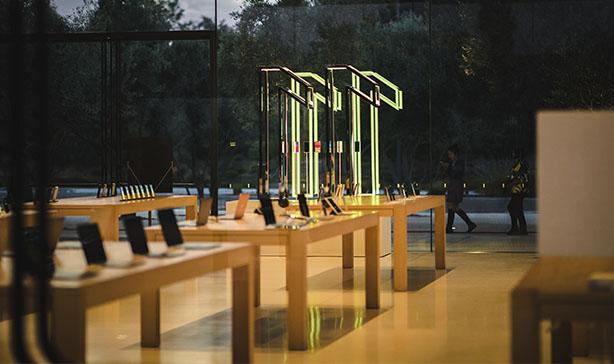 Apple do roku 2021 otvorí prvý obchod v Indii 1