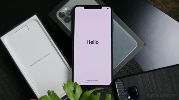 Radiačné testy iPhone Apple smartphones
