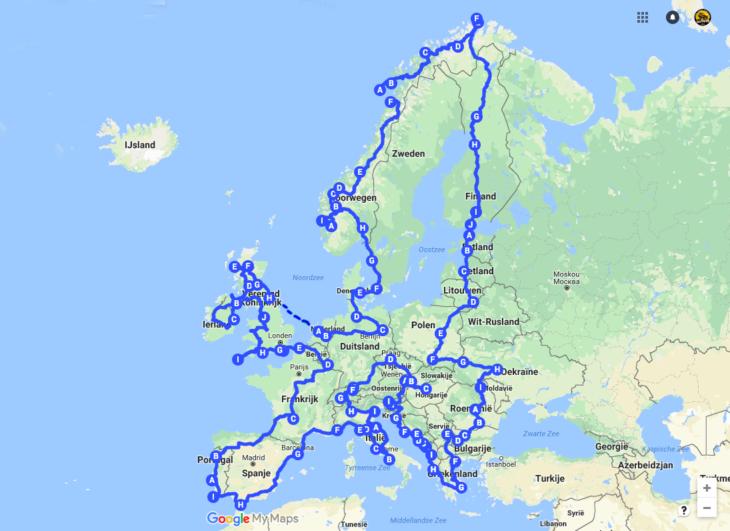 Čo robí z Európy ideálne miesto na výlet 6