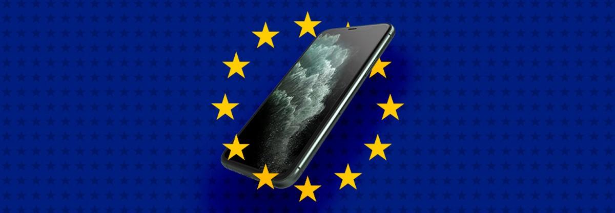 Európska únia môže nútiť Apple Vytváranie iPhone s užívateľsky vymeniteľnou batériou 1
