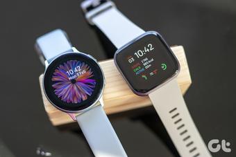 Fitbit Versa 2 vs Samsung Galaxy aktívny 2 11