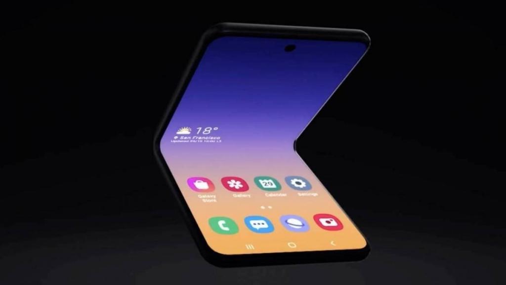 Očakáva sa, že sa zavolá nový skladací smartphone spoločnosti Samsung Galaxy Z Flip