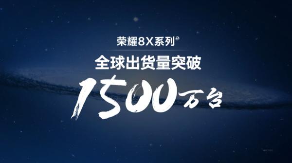 Globálne dodávky série Glory 8X prekročili 15 miliónov