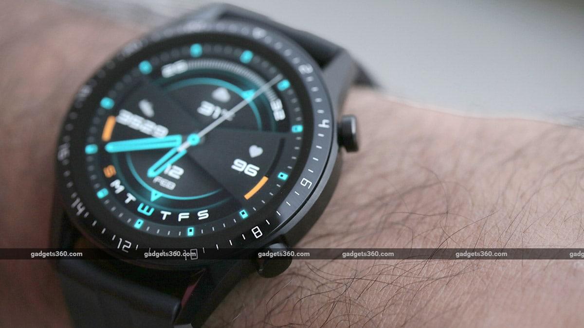 Huawei Watch GT 2 Gombíky Huawei Watch GT 2 Preskúmanie