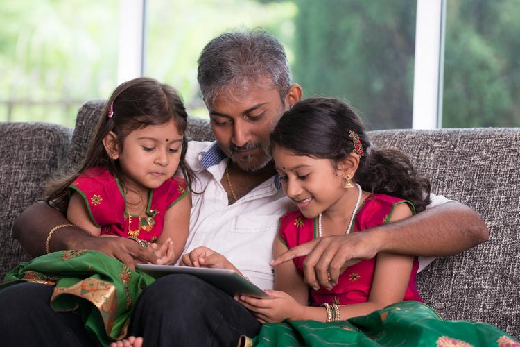 Jeden indický spotrebuje 11 GB údajov za mesiac, toky 70 minút za deň: správa 1