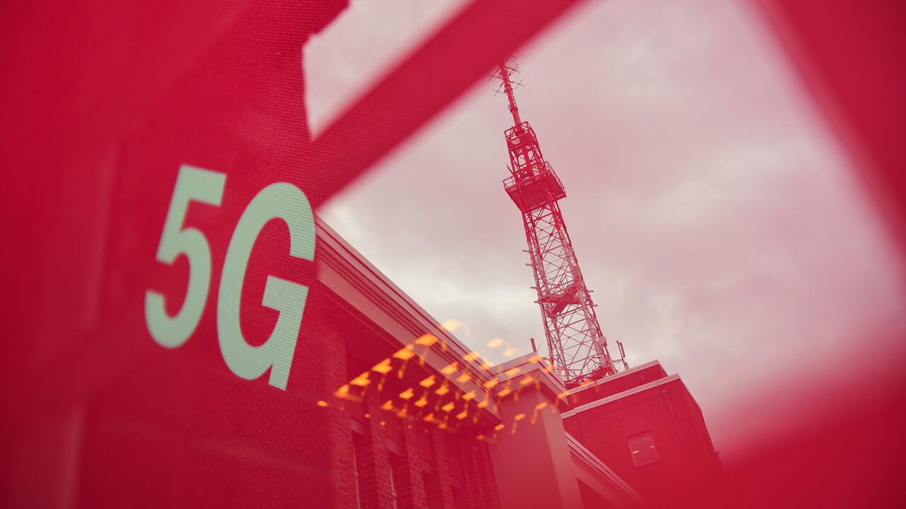 Krájanie v sieti: Prvý prenos údajov 5G bol úspešne dokončený
