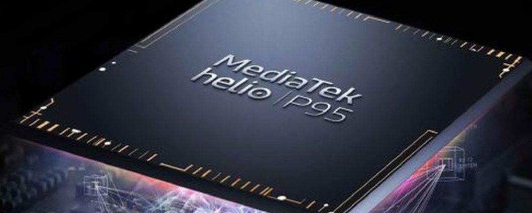 MediaTek Helio P95 je oficiálny: špecifikácie 1