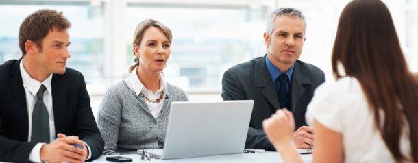 Umelá inteligencia pri pracovných pohovoroch