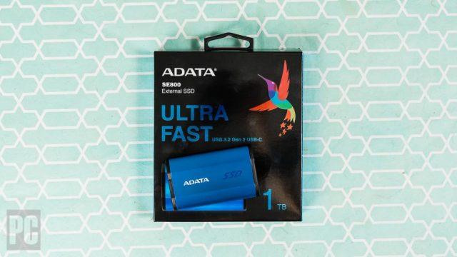 Na prvý pohľad: Adata SE800 1TB SSD Review 1