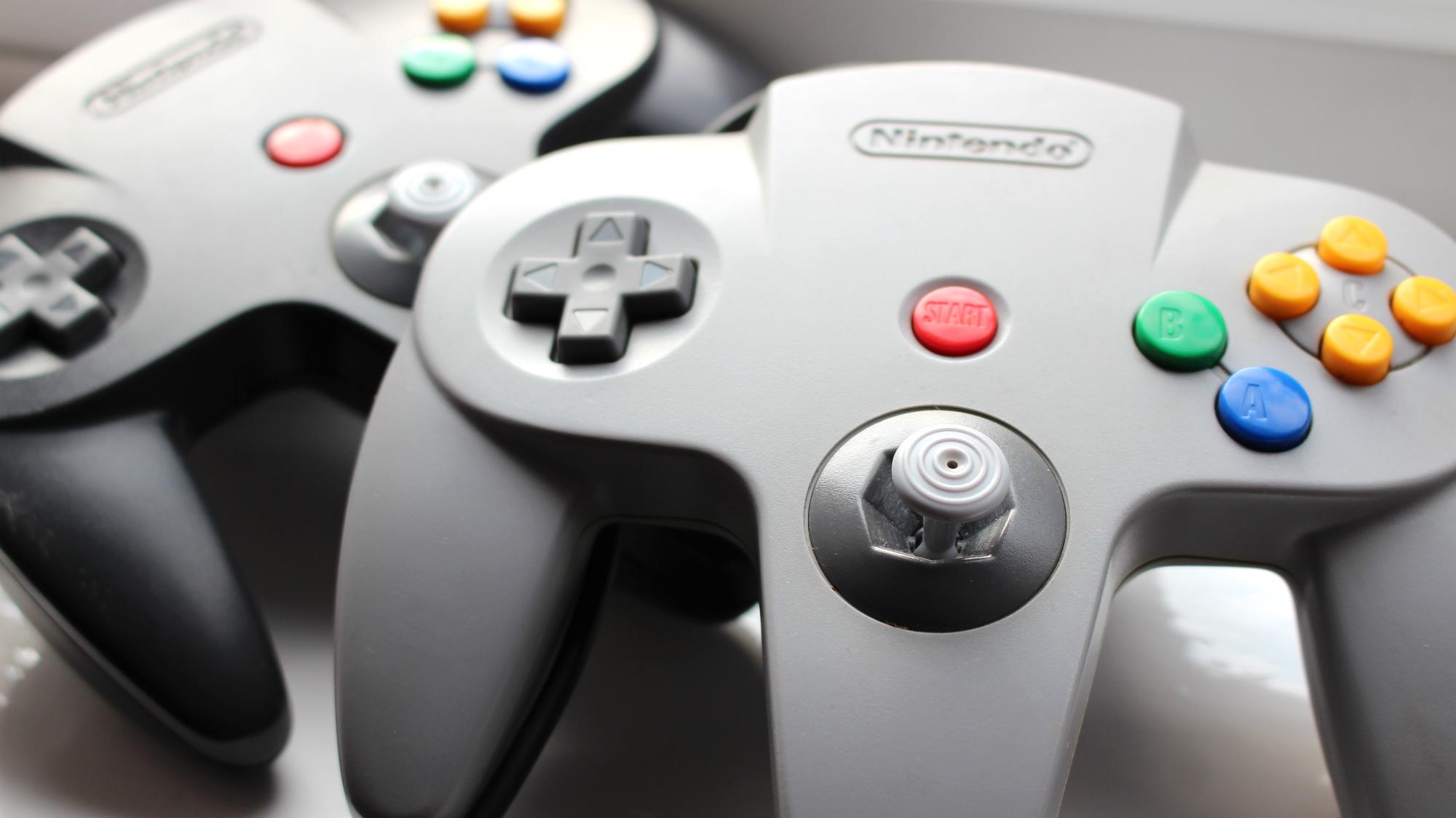 Najlepšie hry pre N64 1