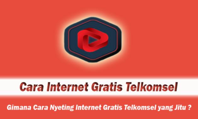 bezplatný telkomsel internet