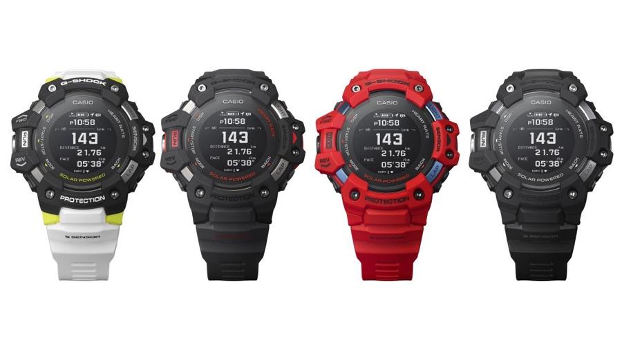 Nové hodinky G-Shock od spoločnosti Casio prichádzajú s monitorom srdcovej frekvencie a inteligentne konkurujú Garminovi 1