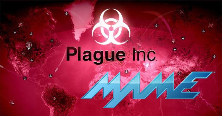 """Novinky: Čína zakazuje spoločnosť Plague Inc potenciálne z dôvodu, že koronavírus uvádza ako dôvod """"obsah nezákonný v Číne"""" a MAME 0.219 vydané s grafickými opravami za rok 1942, podpora hry a hodinky Pinball a ďalšie! 1"""